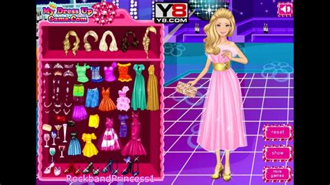 dress up games best games for girls cartoon doll emporium barbie prom queen game barbie dress up game youtube