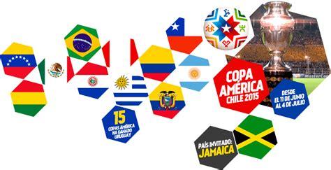 Calendario Serie B Ecuador 2015 Calendario De La Copa Am 233 Rica Chile 2015 El De