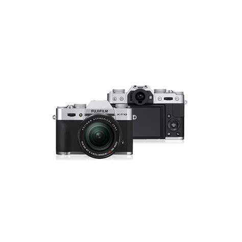 Fujifilm Xt 10 Second Only camara fuji xt10 kit pro