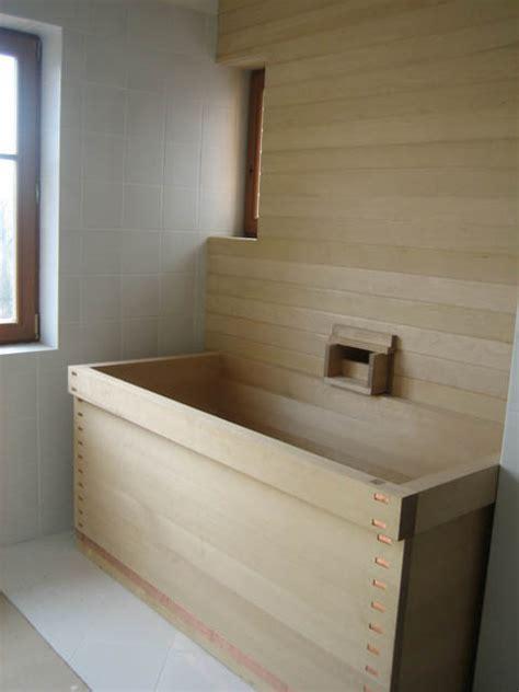 japanese wood bathtub ofuro soaking hot tubs wood bath tub installed in prague