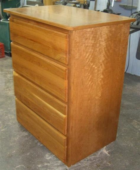 dresser plans   build  chest  drawers