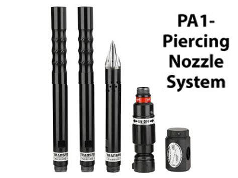 tft transformer piercing nozzle system pa firesafe
