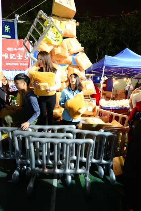 park hong kong new year fair 2015 年宵 blue lapis road