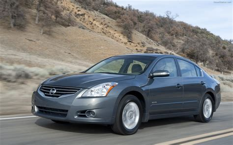 nissan altima hybrid nissan altima hybrid 2011 widescreen exotic car photo 05