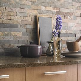 Kitchen With Tile Backsplash by Crown Tiles Kitchen Tiles