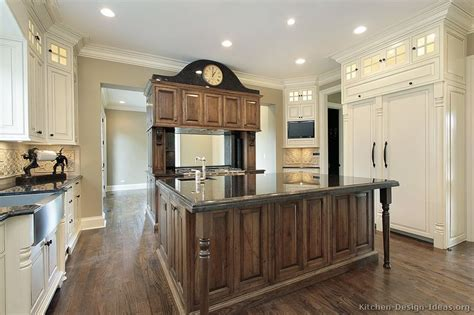 kitchen tv ideas pictures of kitchens traditional medium wood cabinets brown page 3