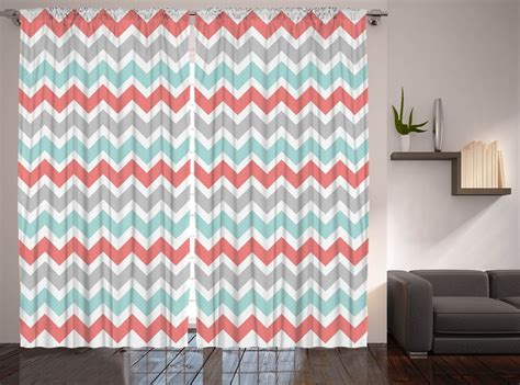 chevron pattern curtain panels chevron pattern zigzag geometric zig zag fashionable