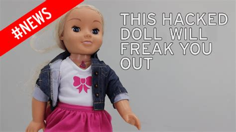 my friend cayla not listening big and your this doll is equipped with