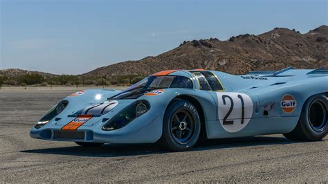 gulf porsche 917k this gulf porsche 917k will make rennsport reunion 5 a