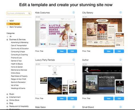tutorial website maken websites maken met wix mhilariustutorials