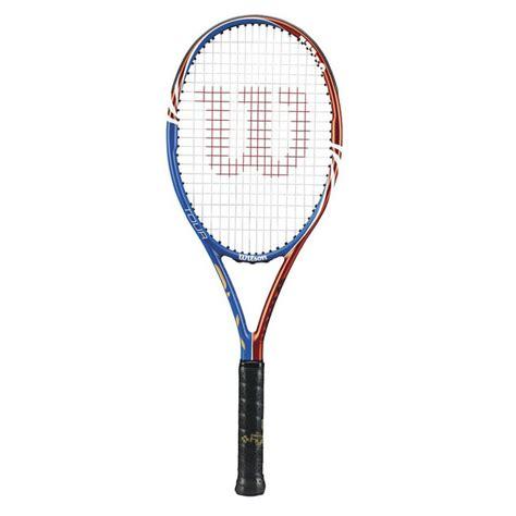 Raket Wilson Blx wilson tennis rackets blx tour 95 unstrung buy wilson tennis rackets blx tour 95 unstrung