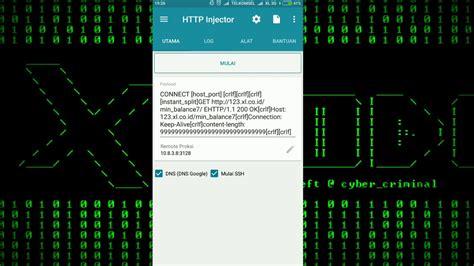 config axis hits http injektor cara membuat config hi axis xl fast connect terbaru maret