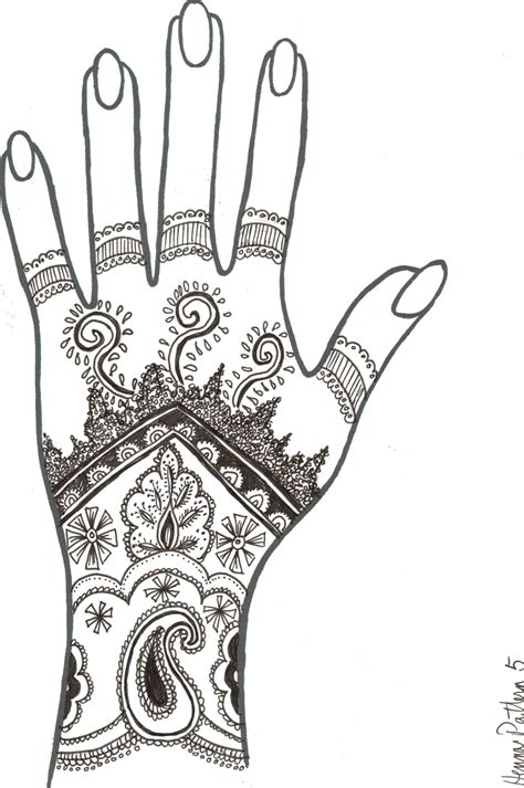 henna tattoo design drawing fancy mehndi hennas henna and mehndi