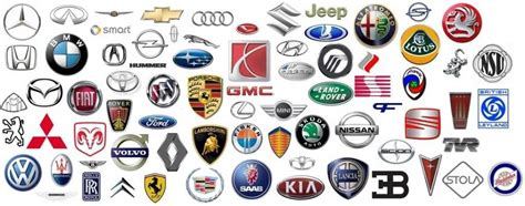 Pictures Of Car Emblems