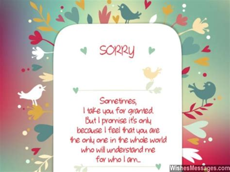 Apology Letter To Friend Miss Birthday I Am Sorry Messages For Friends Apology Quotes And Notes Wishesmessages