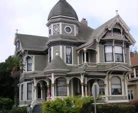 Queen Anne Victorian victorians in alameda queen anne style