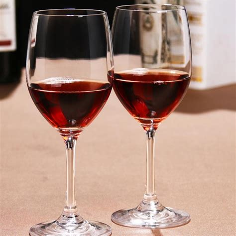 discount barware 450ml red wine glasses wholesale