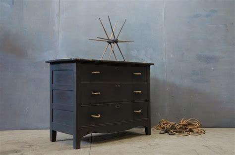 Black Oak Dresser by Elliot Island Black Oak Clothiers Dresser Factory 20