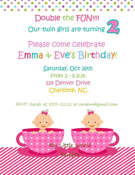 printable twin quotes twin birthday decorations identical twin birthday
