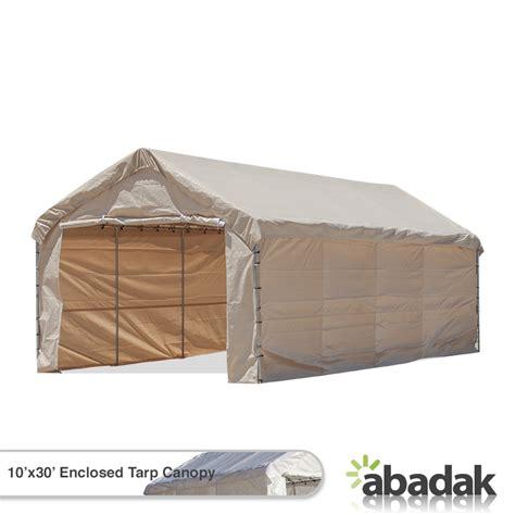 Canopy Price 10 X 30 Tarp Tent Canopy Enclosed