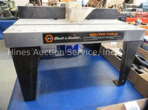 black decker router table no 76 400