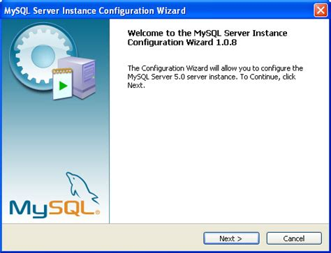 xp configure mysql to listen on a different port the steps and how to install setup configure test and