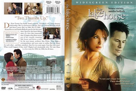cover house the lake house ws r1 movie dvd