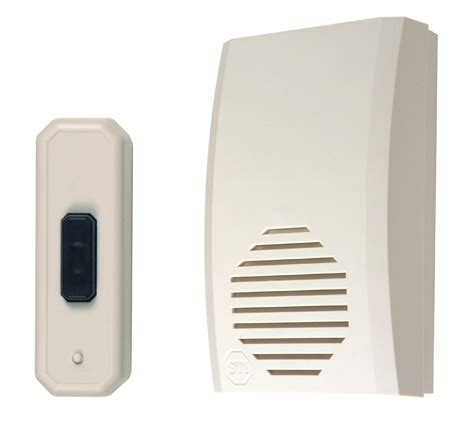 Cordless Door Bell by Wiring A Second Doorbell Chime Doorbells In Parallel