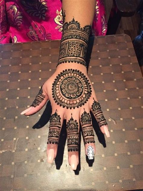 4 768 likes 29 comments 7enna designer henna 25 best mehndi designs ideas on pinterest