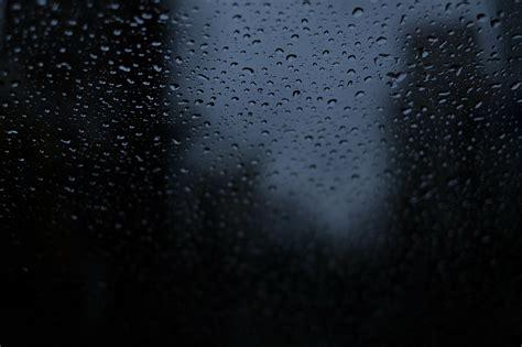 wallpaper dark rain windows rain drops glass dark wallpaper 3840x2559