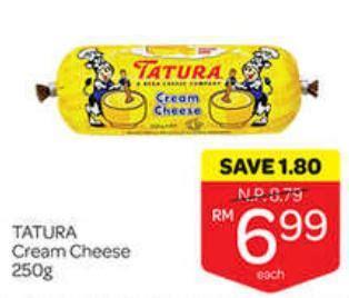 Cheese Tatura 250g Tatura Cheese