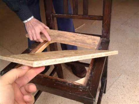 restaurare sedie restauro di una sedia sedia
