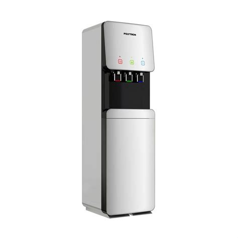 Polytron Hydra Water Dispenser Pwc 777 White jual polytron pwc 777 w hydra bottom loading white water