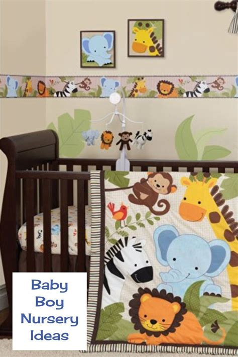 jungle baby room ideen jungle nursery ideas thenurseries