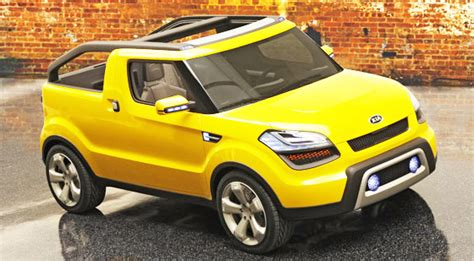 Is Kia Going To Make A Truck The Ultimate Guide To Kia Soul Special Edition And Concept