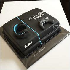 Hochzeitstorte Ps4 by Playstation 4 Cake Torten Kuchen Und Backen
