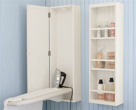 Concealed Ironing Board Cabinet Canty Shanty