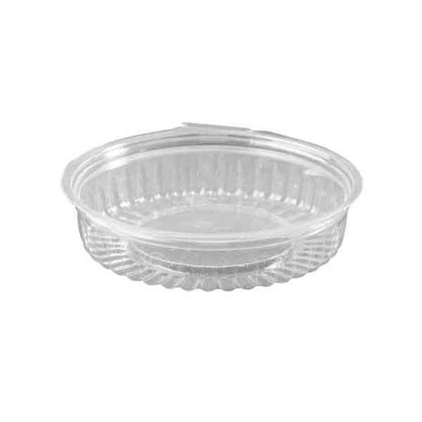 Sho Clear sho bowl 20oz with hinged flat lid 150s