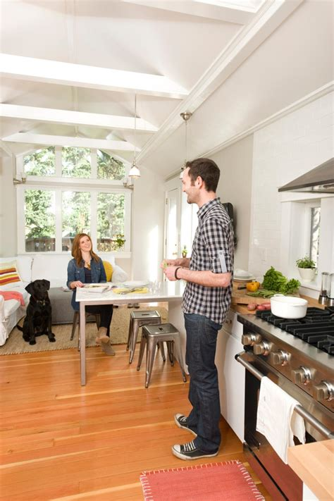 seattle home gets a parisian inspired kitchen remodel