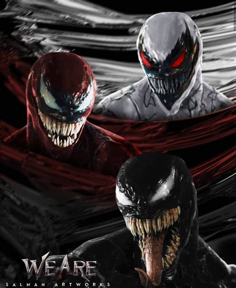 quotwe arequot venom carnage amp antivenom symbiotes cool