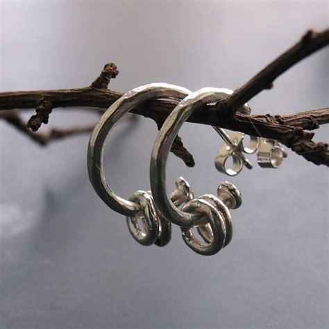 Handmade Silver Jewellery Cornwall - written in silver beautiful jewellery handmade in cornwall