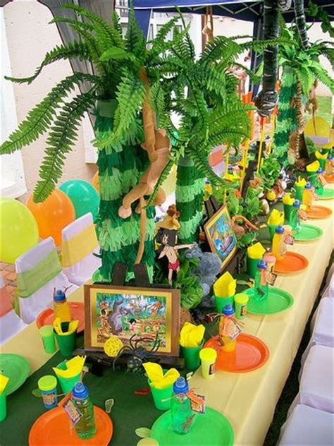 jungle book themes analysis image gallery jungle book party ideas