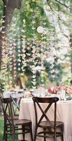 Origami Crane Wedding Decoration - 1000 images about the hostess on