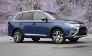 Reviews On Mitsubishi 2016 Mitsubishi Outlander Review