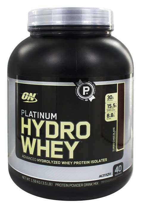Hydro Whey Protein Buy Optimum Nutrition Platinum Hydro Whey Advanced