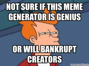 What Is Meme Generator - meme generator fry