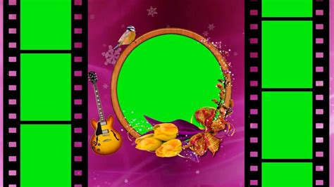 Wedding Background Effects Free wedding frame reel background effect
