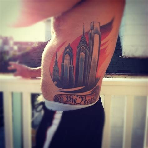 philadelphia skyline tattoo 1000 images about misc on