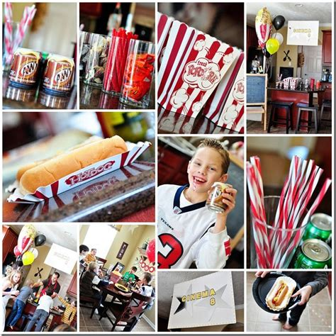 girl themed movies kids movie party hollywood movie party for girls