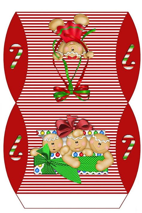 templates for christmas boxes 264 best christmas gift boxes images on pinterest boxes